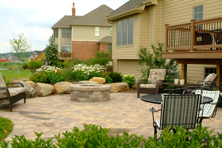 Beautiful Functional Patios